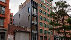 What's 8 Feet Wide and Has an Elevator? Manhattan's Tiniest Fancy Townhouses