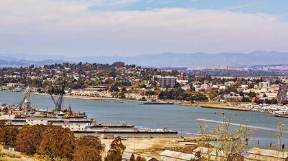 How an Obscure, Crime-Ridden Bay Area City Became America's Hottest Market