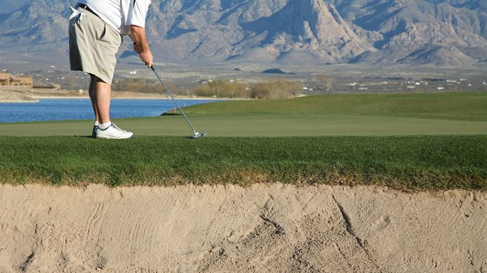 Like golf? Tucson has a few courses...