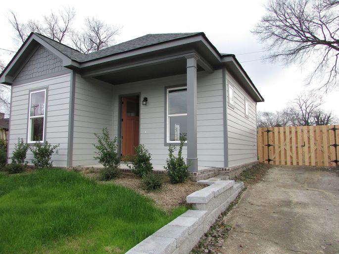 Tiny Home Privacy Fence