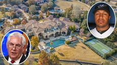 All-Star Vernon Wells Sells Texas Mansion to Former Secretary of State Rex Tillerson