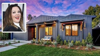 Melissa McCarthy Snags Brand-New Home in San Fernando Valley for $2.4M