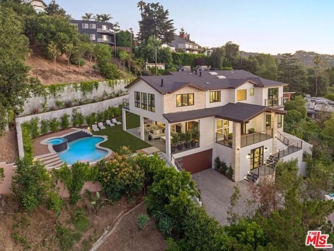 Lilly Singh's home in Studio City, CA
