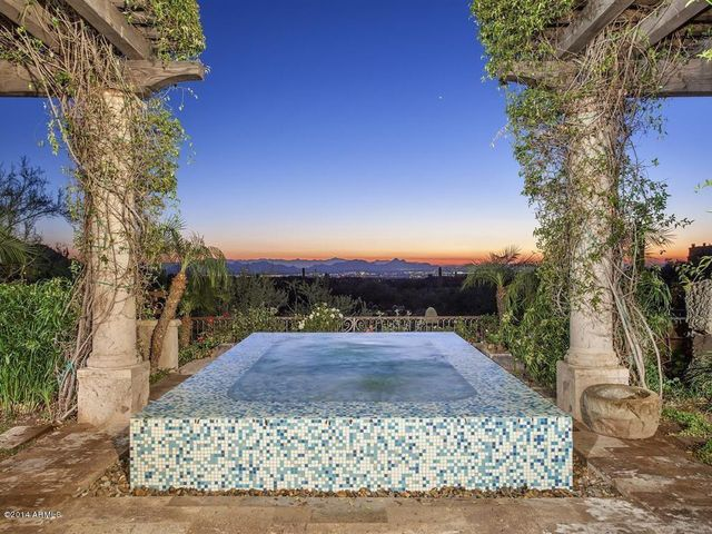 AZ most expensive plunge pool