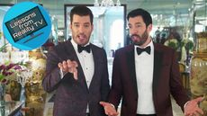 The Property Brothers Reveal One Easy Way to Glam Up Your Home
