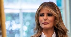 You Won't Believe How Melania Trump's Been Blinging Up the White House—Take a Look