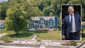 Milwaukee Bucks Coach Mike Budenholzer Lists $3.75M Lake Michigan Mansion