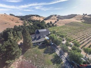 Seeing Red? You Can Buy an Entire Winery in Paso Robles for $2.49M