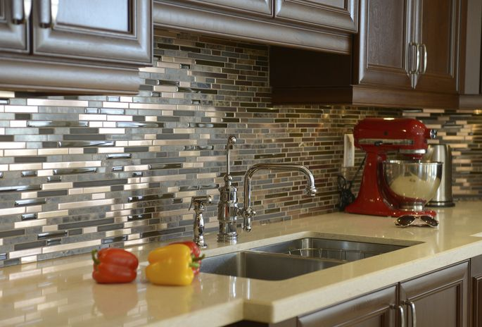 Once a popular look, there's now a major kitchen-backsplash backlash.
