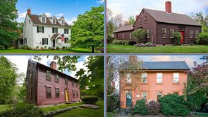 8 Homes for Sale Older Than the USA Itself!