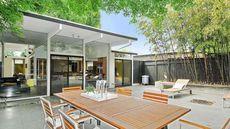 'Reimagined' Eichler in San Jose Features Interior Zen Garden