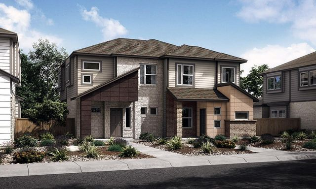 A mix of housing will be available at Whisper Valley in Austin, TX.