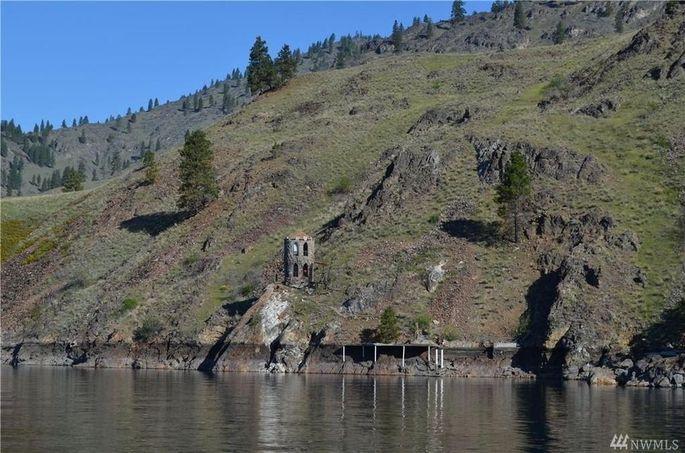 Tower bythe lake