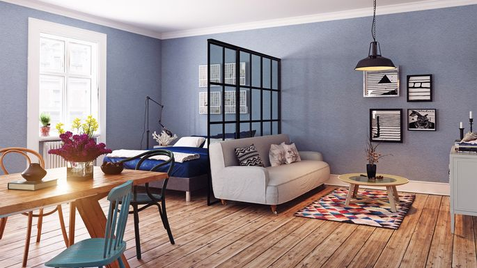 double-duty-space & Short on Space? 5 Hacks to Make Your Rooms Do Double Duty | realtor.com®
