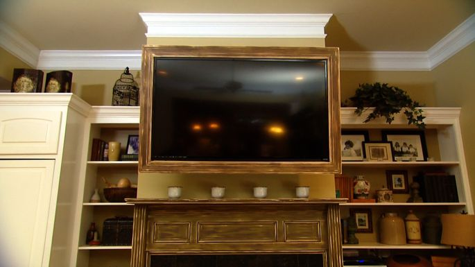 4 Cool Ways To Make Your Flat Screen Tv Practically Vanish Realtor