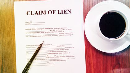 Do Property Liens Mean a Home Sale Can't Happen? Here's Hope