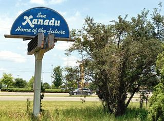 #TBT: What Happened to Xanadu, Home of the Future?