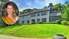 Ellen Pompeo Sells Her Custom-Built Modern Farmhouse in the Hamptons for Nearly $3M