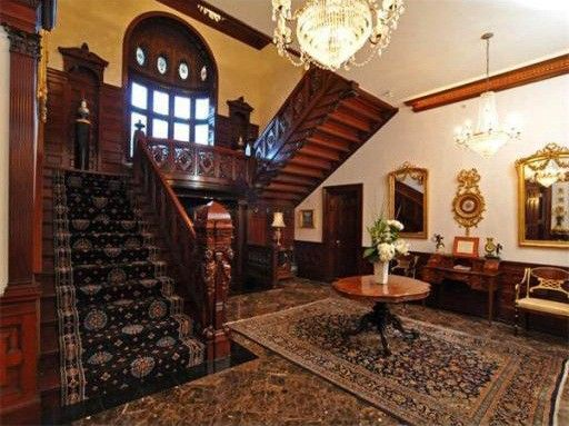 Historic queen anne mansion for sale in boston for C furniture new lynn