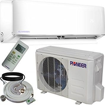 pioneer split duct system air conditioner
