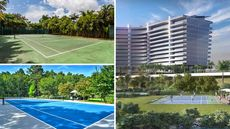 We Serve Up 7 Homes With Tennis Courts That Are Easy to Love