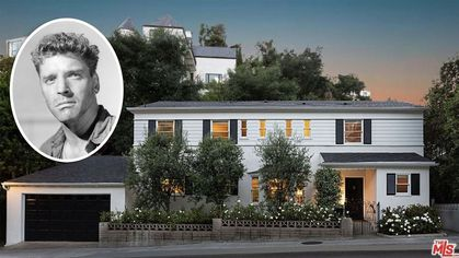 Burt Lancaster's Former L.A. Home on the Market for $2.4M