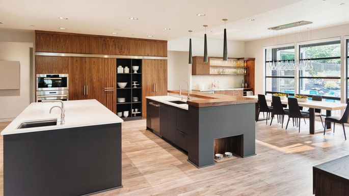 4d10720c132 Kitchen Island Ideas  4 Trends for This Gathering Place