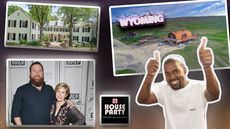'House Party' Podcast: Kanye's Massive New Real Estate Project; a 'Home Town' Participant Spills Behind-the-Scenes Details
