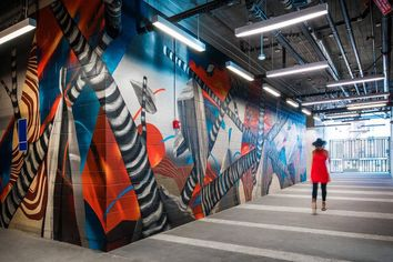 Real-Estate Developers Offer Artists Free Rent to Up Cool Quotient