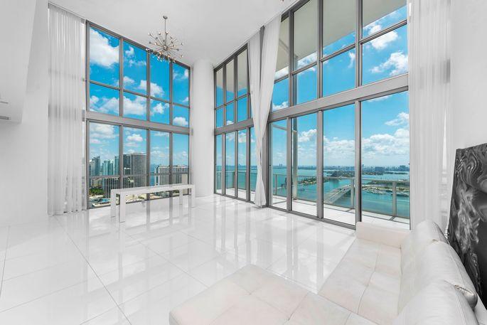 Rob Gronkowski's double-unit condo in Miami