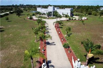 Medieval Times in Florida: Punta Gorda Castle Lists for $1.28M (PHOTOS)