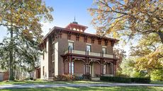 Innkeeper Dreams in Indiana? Restored Italianate Classic Awaits a Bold Buyer