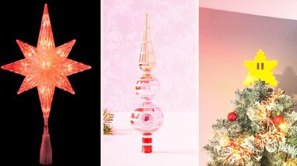 Top This! Our 10 Favorite Christmas Tree Toppers of 2019, Revealed