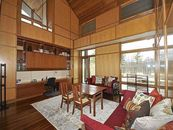 Frank Lloyd Wright Meets Japan in Indiana's Most Expensive House