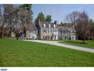 Larry Brown Asks $7.85 Million For Colonial Estate Near Philadelphia