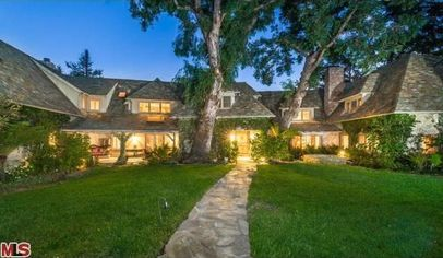 Larry David Lists In Pacific Palisades