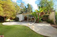 A. Quincy Jones Mid-Century Rental in Pacific Palisades