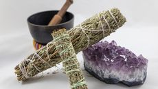 Burning Sage, Buying Crystals: Your Guide to Restoring Good Vibes in the Home
