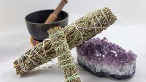 Burning Sage, Buying Crystals: Your Guide to Restoring Good Home Vibes on Friday the 13th