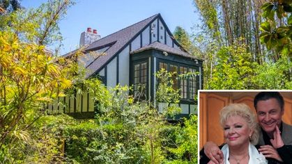 Beautiful Beverly Hills Tudor With Famous Owners Might Meet Wrecking Ball