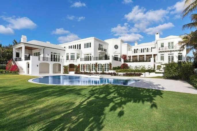 This week's most expensive home is in Palm Beach, FL.