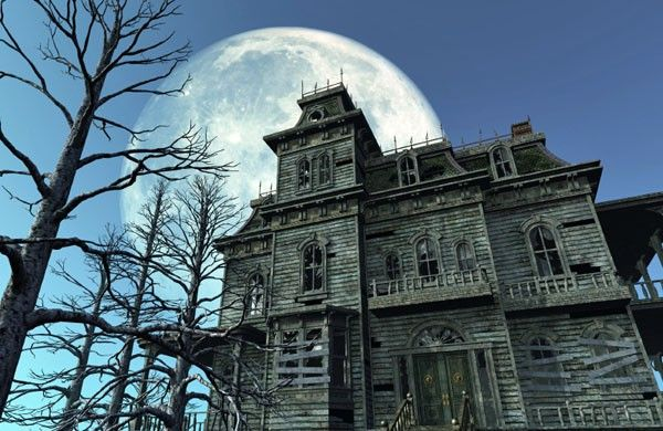 Selling A Haunted House Dont Be Spooked