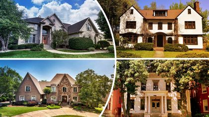 Affordable Mansions?! Top 10 Cities Where Big Homes Sell for Small Sums