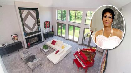 Refreshed and Renovated, Aretha Franklin's Michigan Home Is Relisted for $1.2M