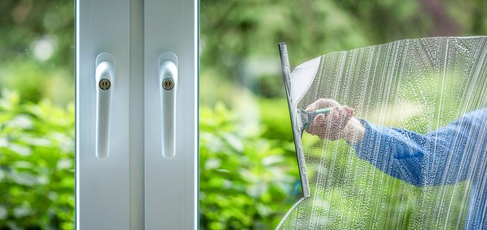 Not cleaning windows regularly can cause them to wear out faster.