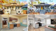Lessons From Listing Photos: A 1900s Bungalow Gets a Gut Reno, and We Can't Stop Staring