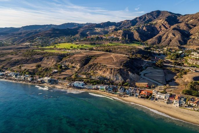 Most expensive plot of undeveloped land ever sold in Malibu, CA