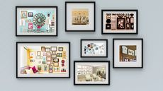 7 Gallery Wall Ideas That Effortlessly Express Who, Deep Down, You Truly Are