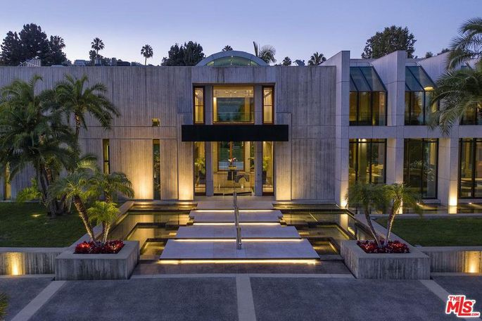 Massive $75M Beverly Hills Mansion Is Most Expensive New