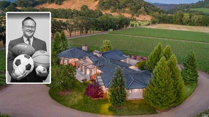 Late Chiefs Owner Lamar Hunt's Napa Valley Estate on Market for $19.95M